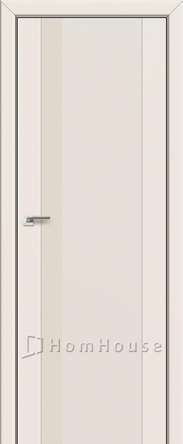 Дверь 62U Магнолия Сатинат