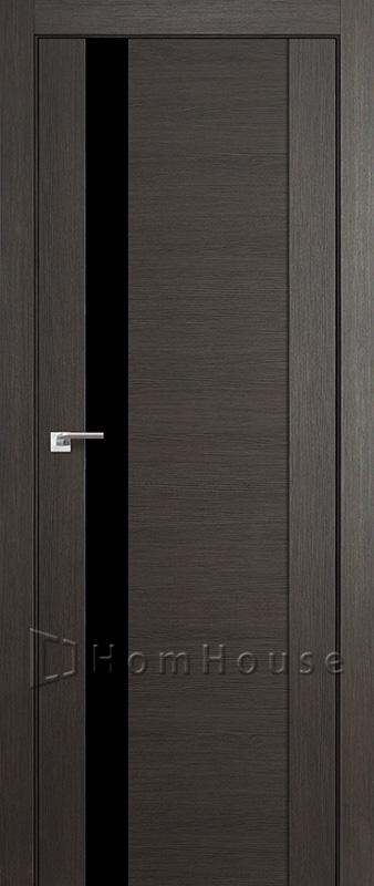Дверь 62X Грей Кроскут