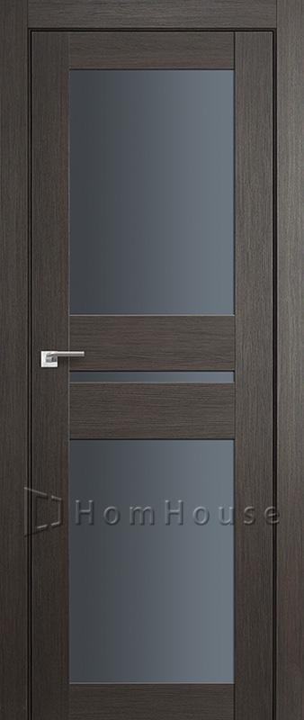 Дверь 60X Грей Кроскут