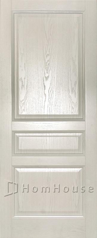 Дверь Готика Белый Ясень