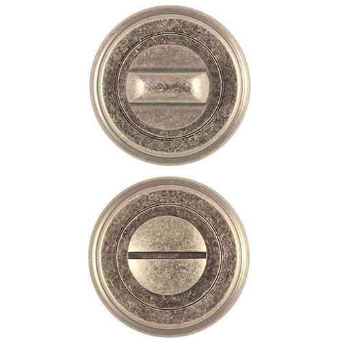 Сантехническая завертка Состаренное серебро