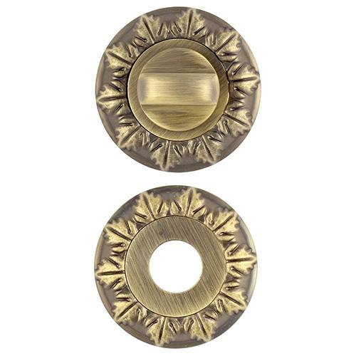 Сантехническая завертка Матовая бронза