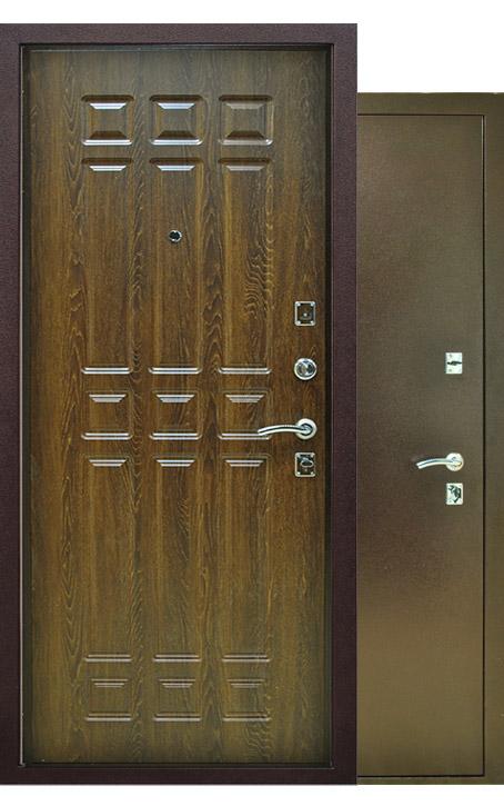 Входная дверь Кантри