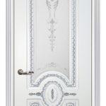 Дверь Смальта 11 Белый