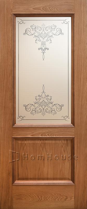 Дверь Эллада Натуральный дуб