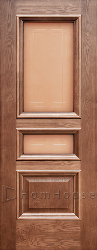 Дверь Равена Мореный дуб