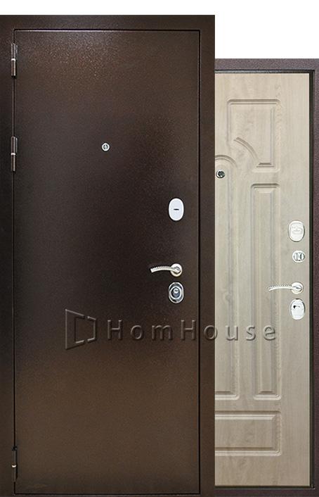 Входная дверь Титан 3К Арка