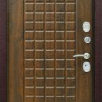 Входная дверь Титан 3К винорит