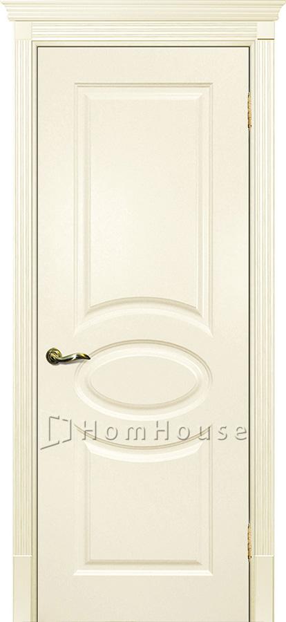 Дверь Смальта 12 Слоновая кость