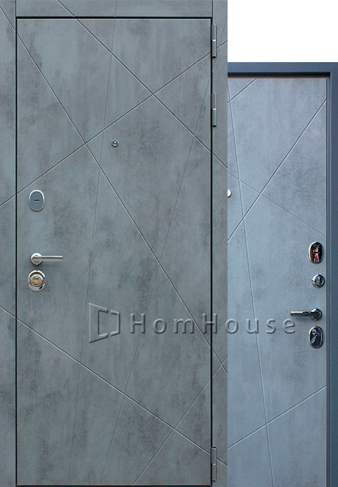Входная дверь Дуэт Б