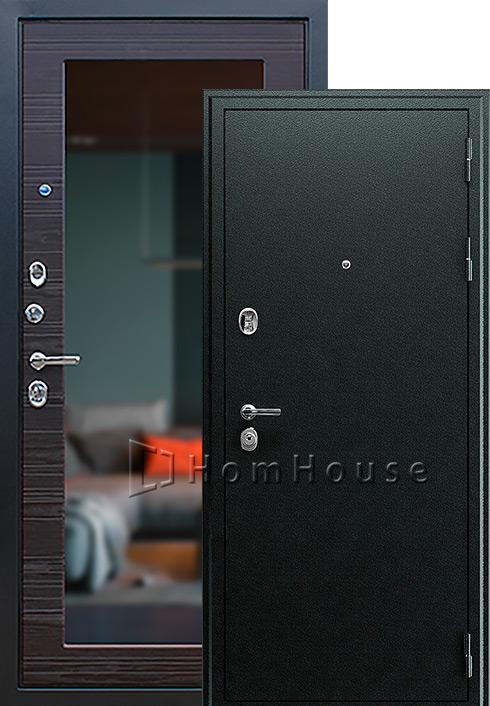 Входная дверь Next 1 с зеркалом