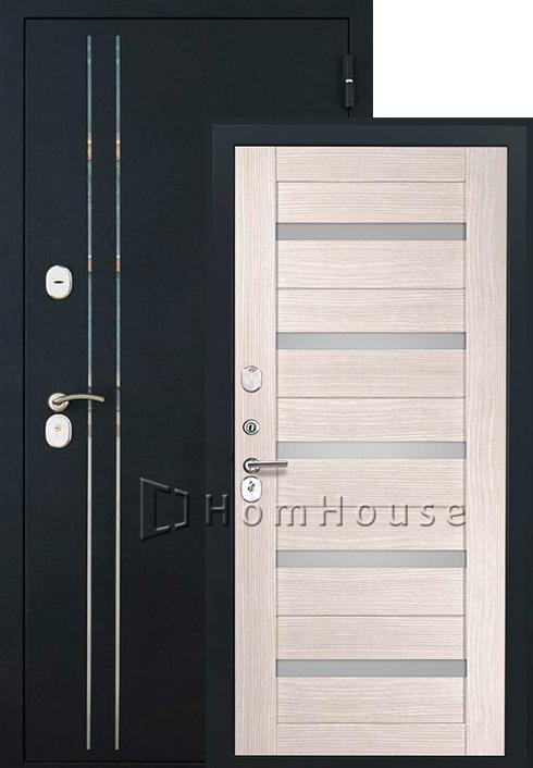 Входная дверь Luxor-37 (капучино)