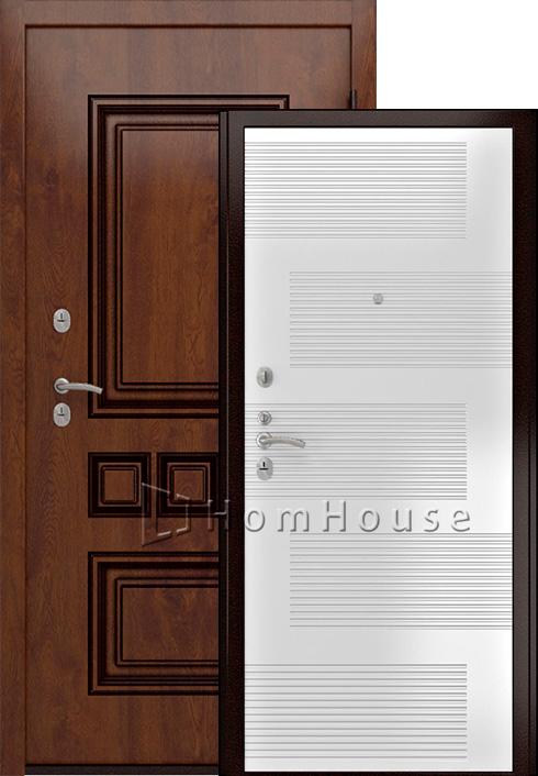Входная дверь Терморазрыв Аура