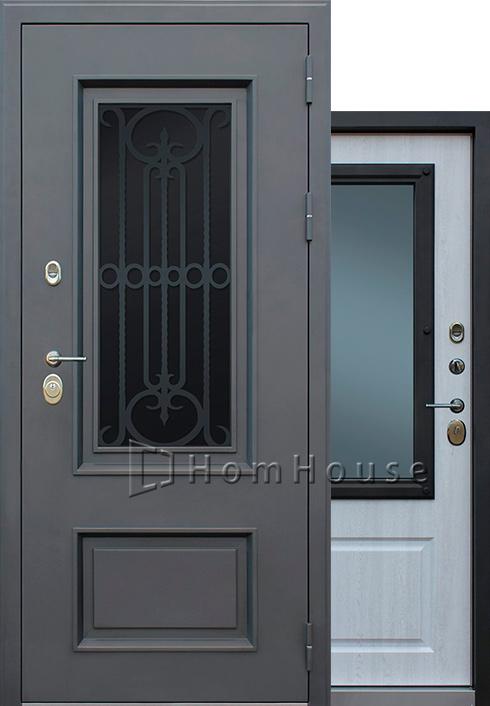 Входная дверь Терморазрыв 3К Аляска с окном