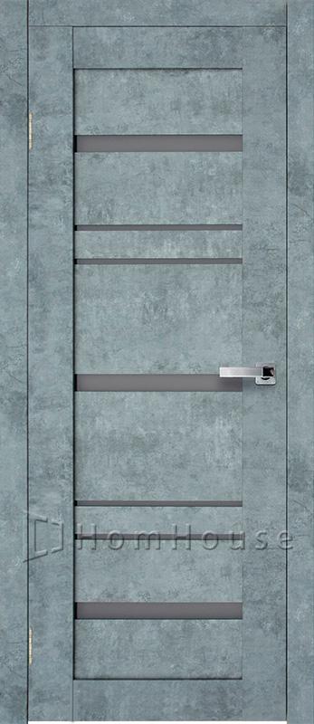 дверь сигма 18 бетон серый