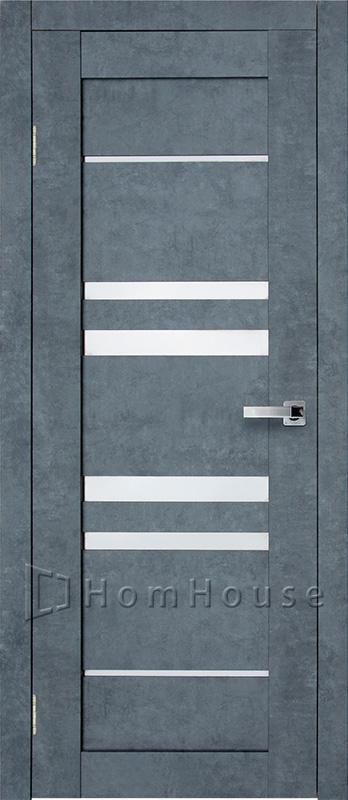 дверь сигма 19 бетон темный