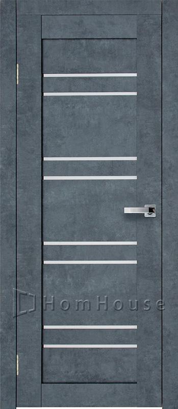 дверь сигма 20 бетон темный
